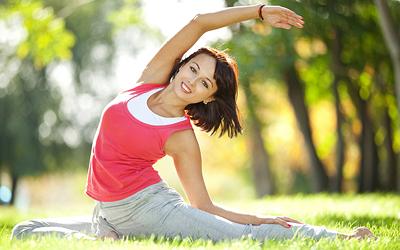 ako schudnúť s jógou