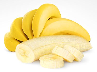 diétny recept - orechové banány