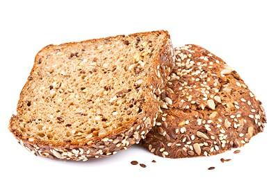 ovsenný chlieb so slnečnicovými semienkami