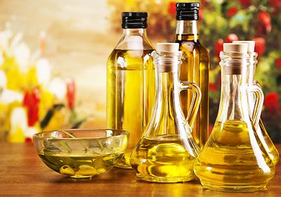zdroje vitamínu e - rastlinné oleje