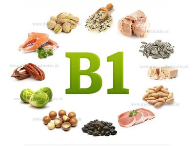 zdroje vitamínu B1