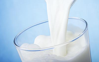 potravinová alergia na mlieko