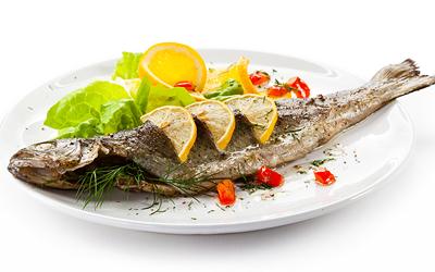 diéta podľa krvnej skupiny a - osožné potraviny - pstruh