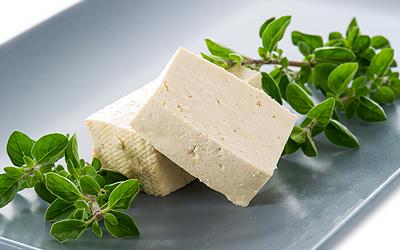 diétny recept - taštičky s tofu a avokádom