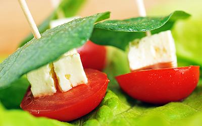 diétny recept - vegetariánsky špíz
