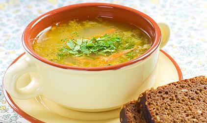kapustová polievka na chudnutie a jej negatíva