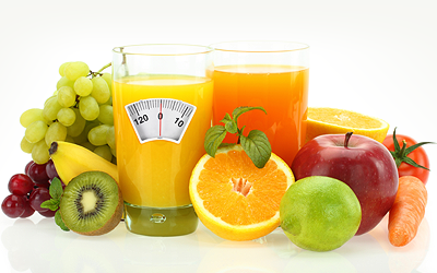 ovocná diéta
