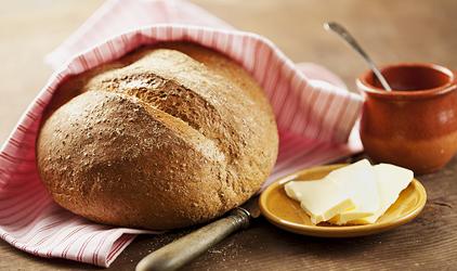 zdroje chrómu - celozrnný chlieb