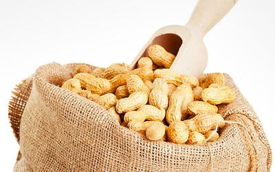 zdroje vitamínu b6 - arašidy